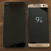 iPhone 6S Plus vs Samsung S7 edge